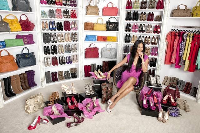 Celebrity Closets Fashionomics