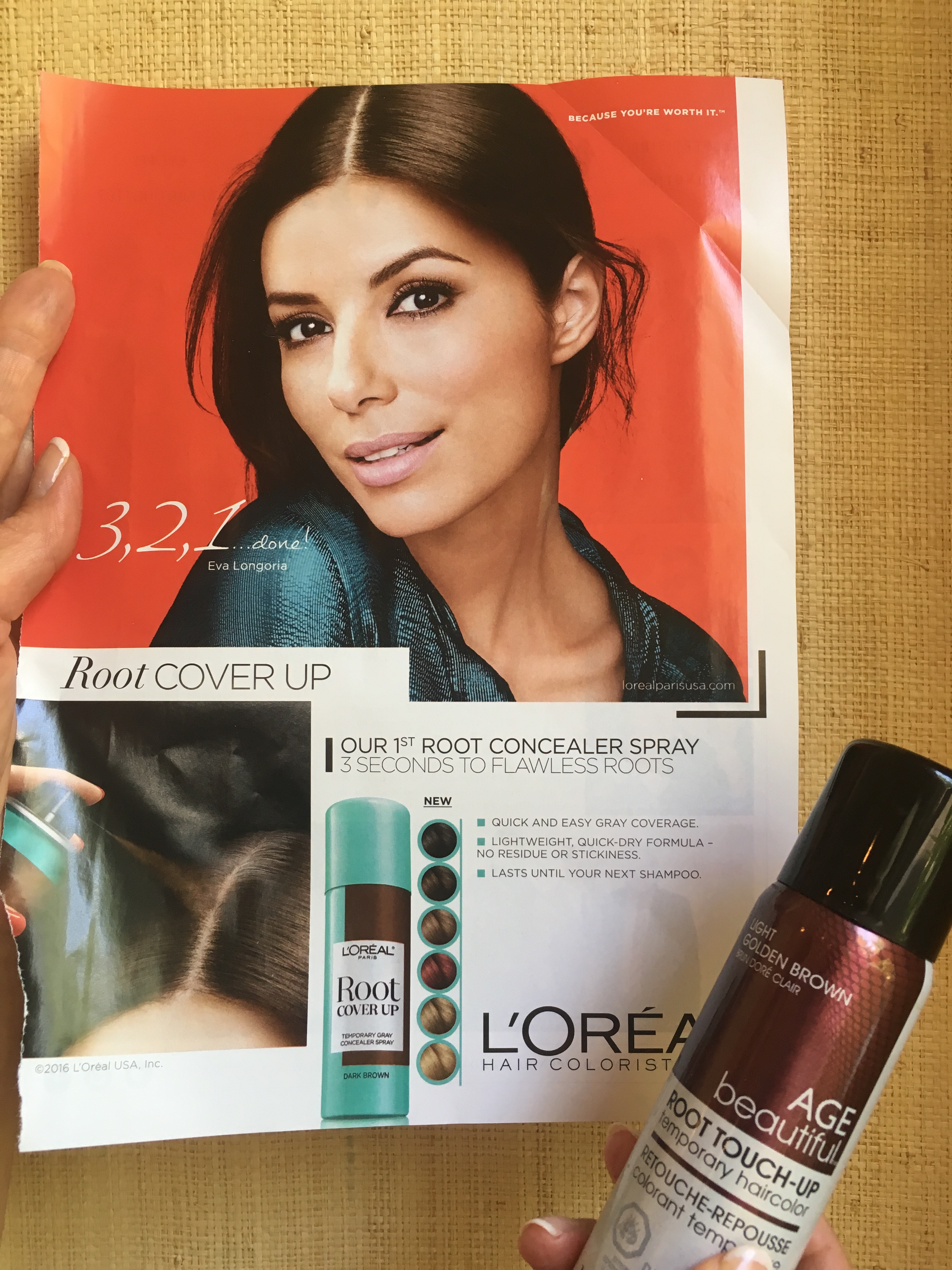 Beauty Tips For Root Touch Up Fashionomics