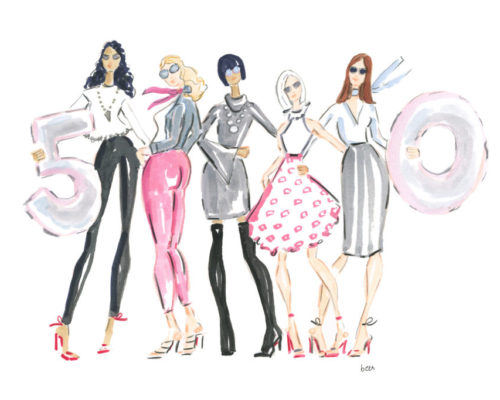 Fashion Should Be Fun with Dawn Lucy Ross – The Fierce 50