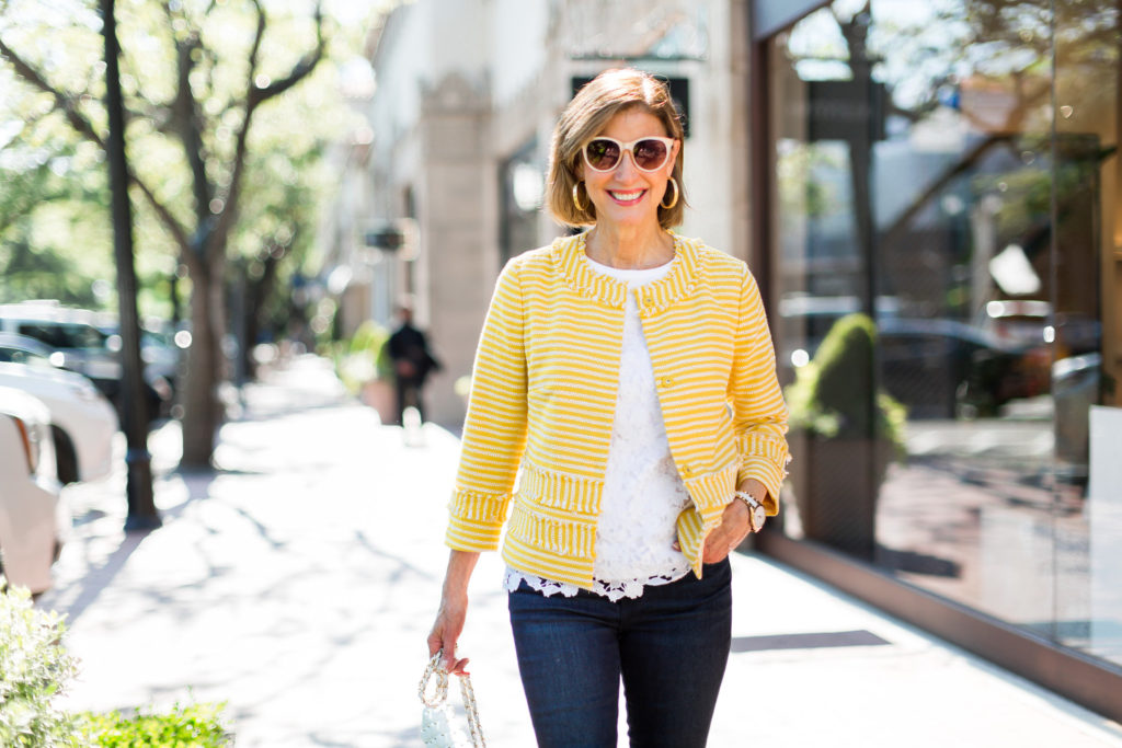 Fashionomics gives wardrobe advice for summer sale style from Ann Taylor and Nordstrom