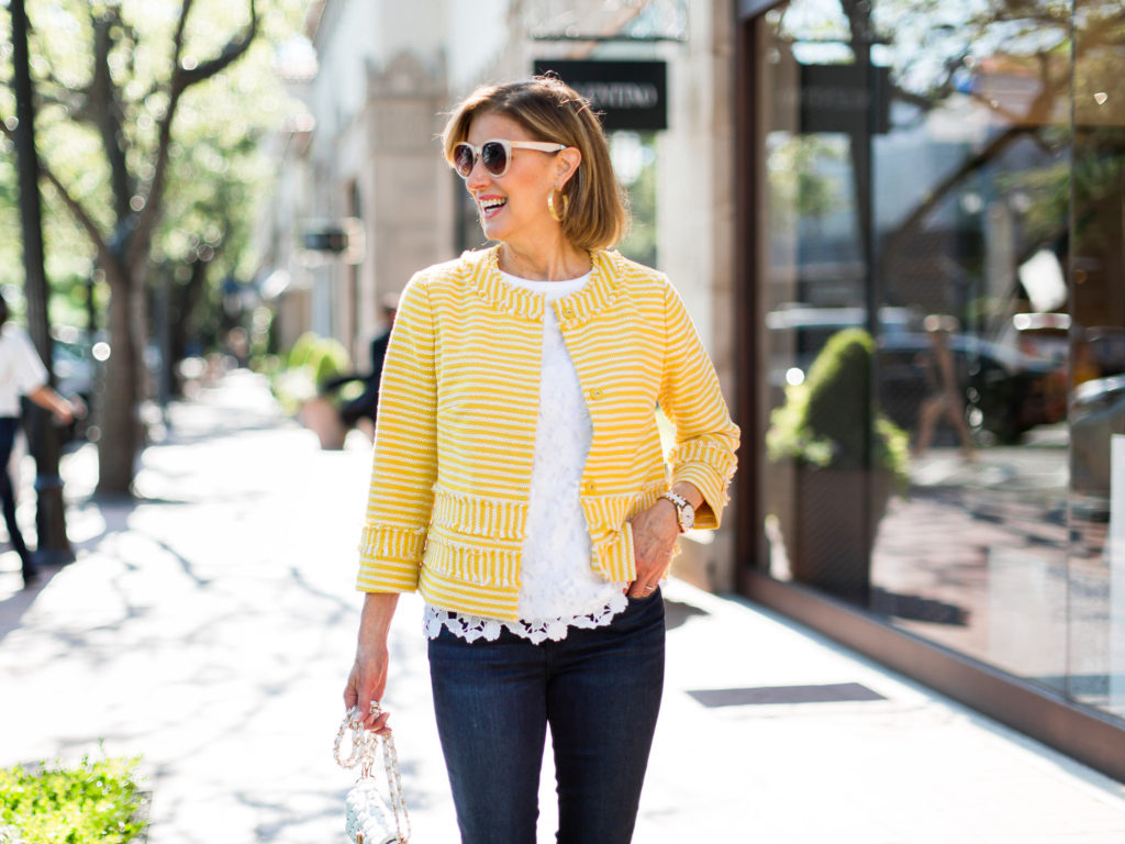 Over 40 style and fashion blog for stylish women