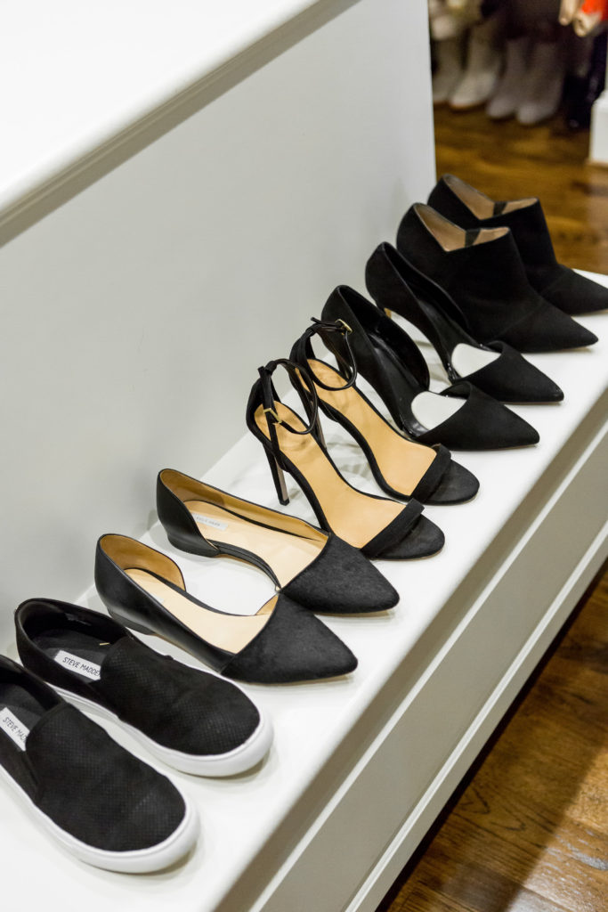 Fashion blogger Debby Allbright is a shoe addict and loves collecting beautiful shoes.