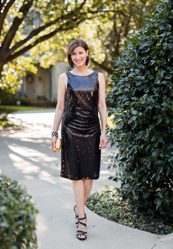 Holiday-party-looks from Nordstrom and Neiman Marcus