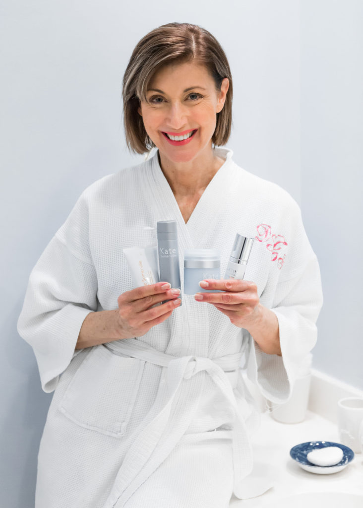 Kate Somerville is one of the best skin care routines for over 50 blogger
