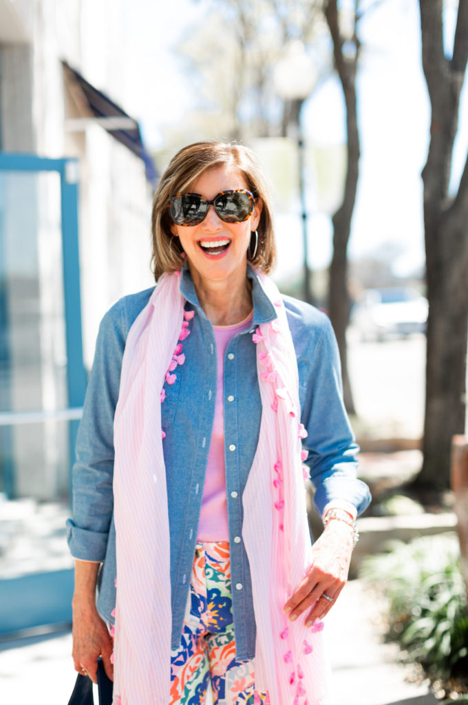J.McLaughlin has a great selection of sunglasses